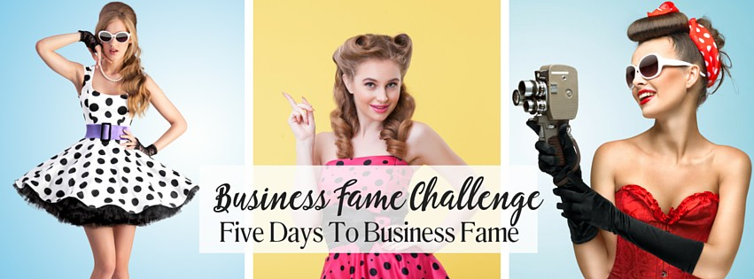 Business Fame Challenge FB