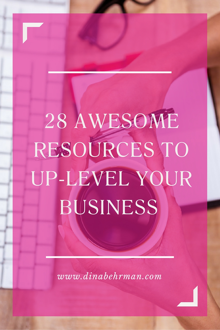 28 awesome resources