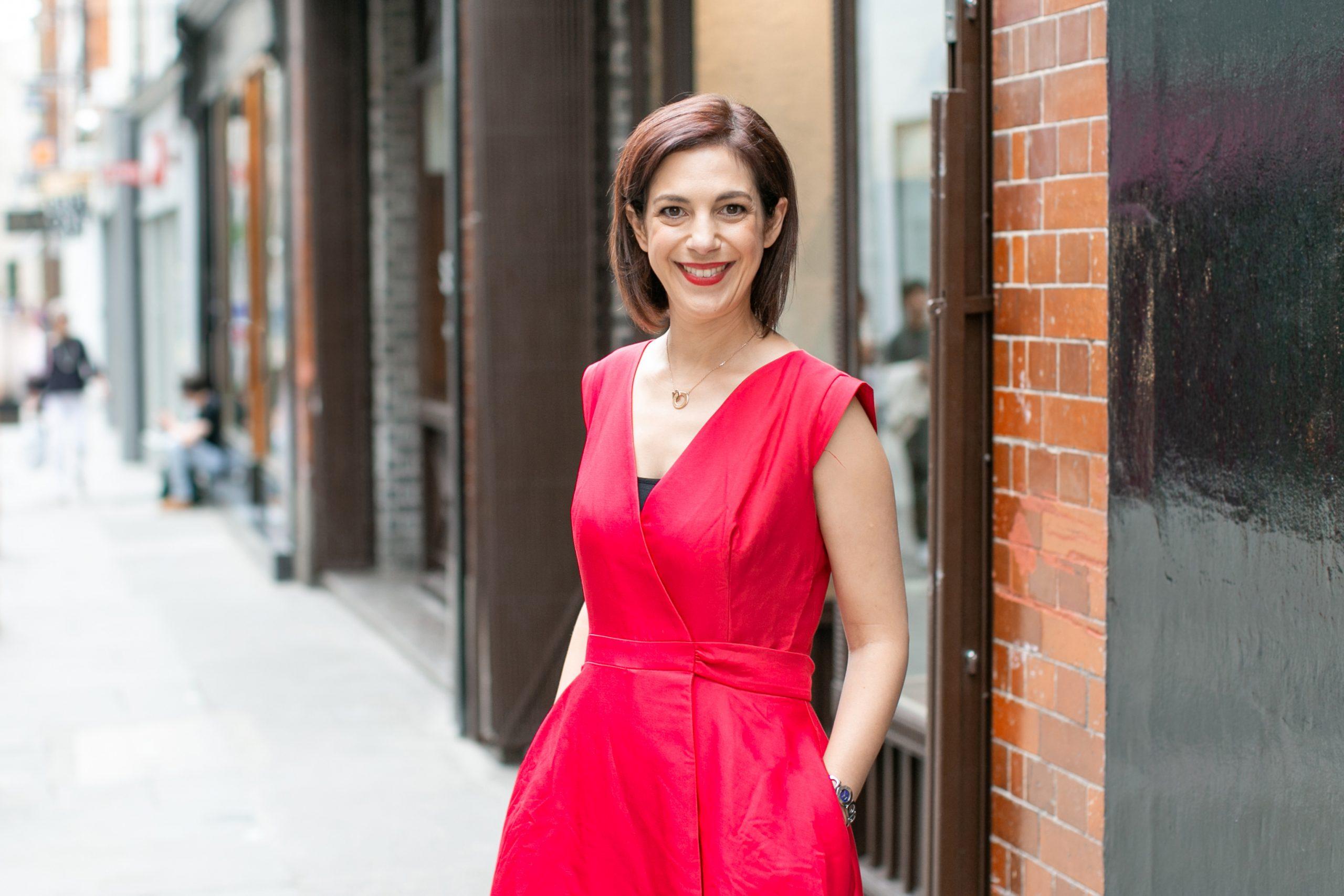 Dina Behrman PR Strategist