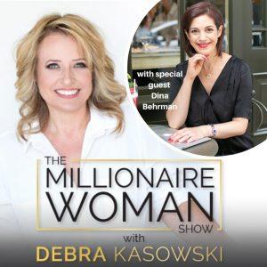 Dina Behrman PR Strategist The Millionaire Woman