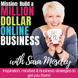 Dina Behrman PR Strategist Million Dollar Online Business Podcast
